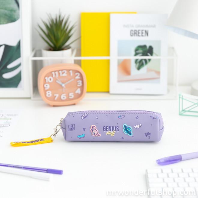 Pencil case - Genius stuff