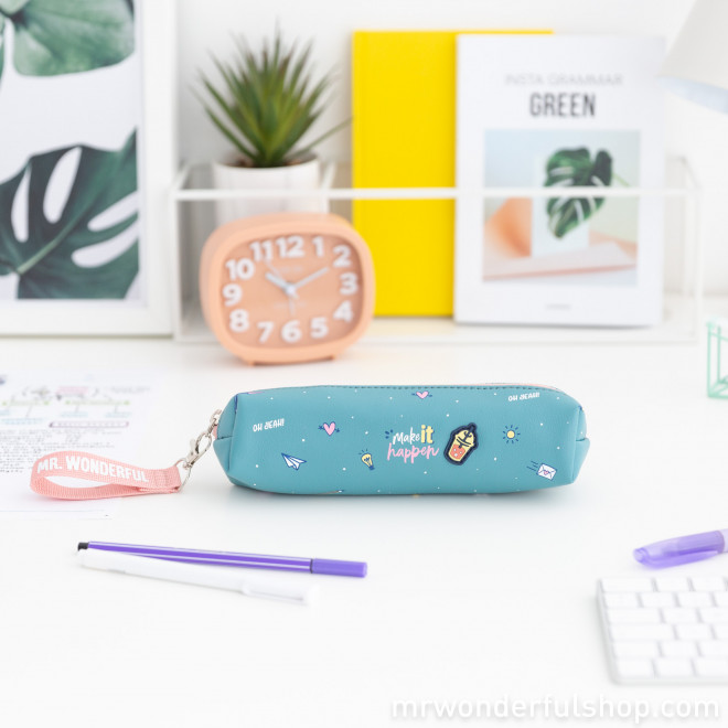 Pencil case - Make it happen