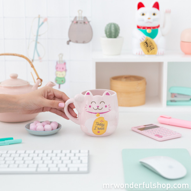 Mug Maneki-neko - Lucky Collection