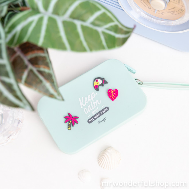 Wristlet toucans - Tropical Vibes Collection