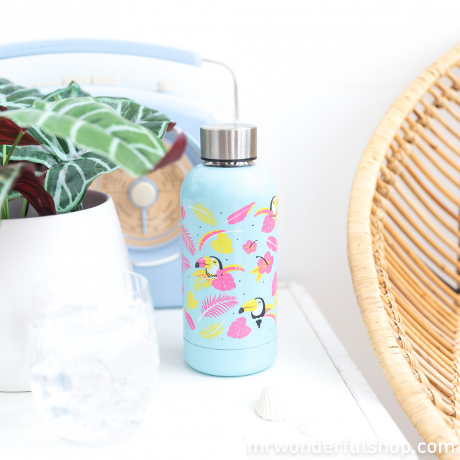 Bottle toucan - Tropical Vibes Collection