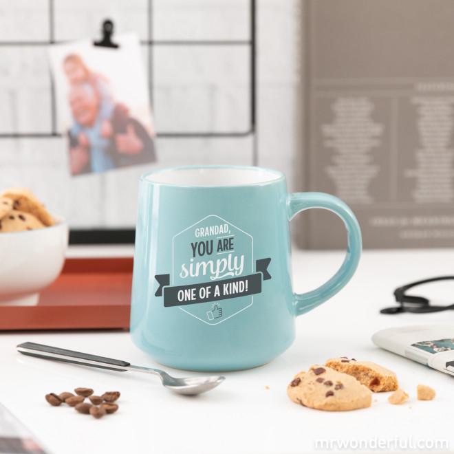 Mug - Grandad, you are simply one of a kind!