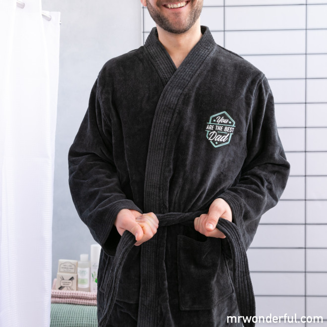 Bathrobe - You are the best Dad