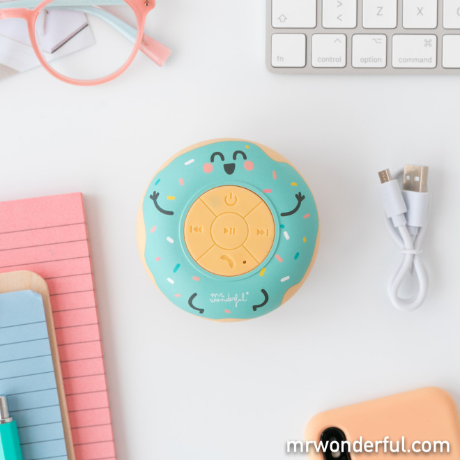 Speaker bluetooth waterproof - Donut