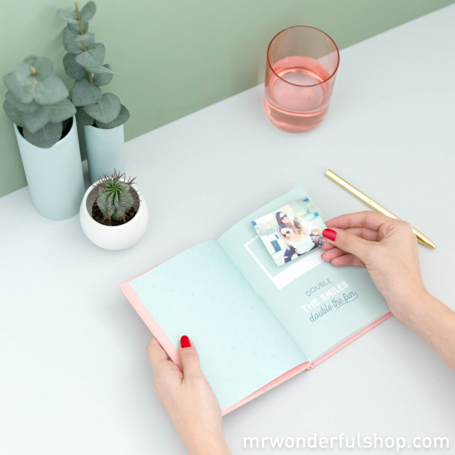 A book of our stories, which make our friendship so special (ENG)