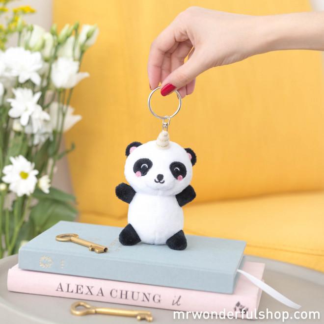 Plush key-ring