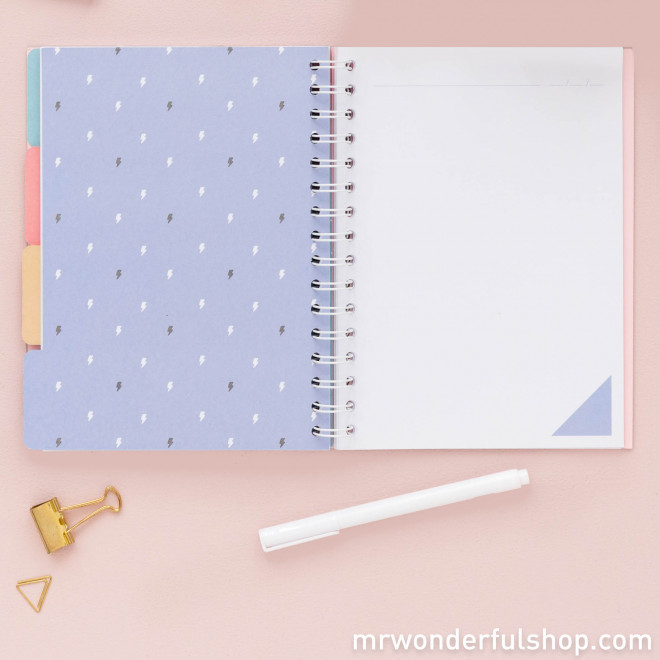 Notebook - You are awesome (ENG)