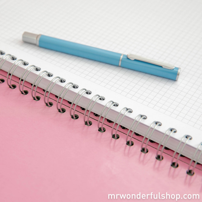 Notebook - Crazy ideas & other genius stuff