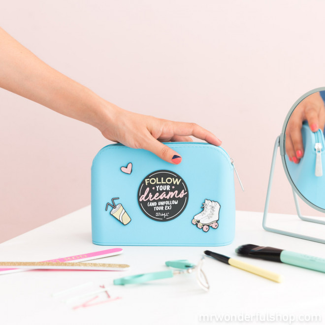 Vanity bag - Follow your dreams (and unfollow your ex)