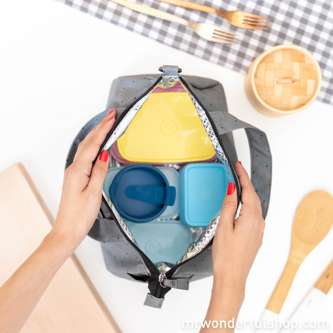 Lunch bag - Let's do it! (But lunch first) (ENG)