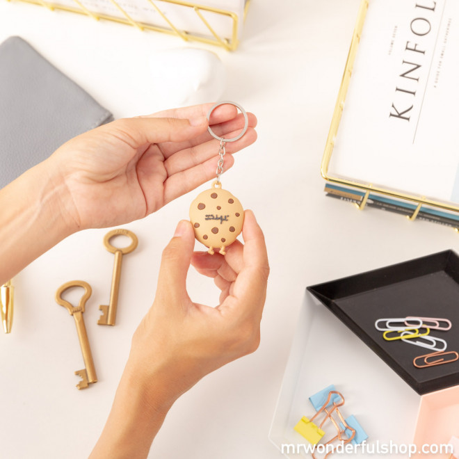 Cookie key-ring for irresistible people