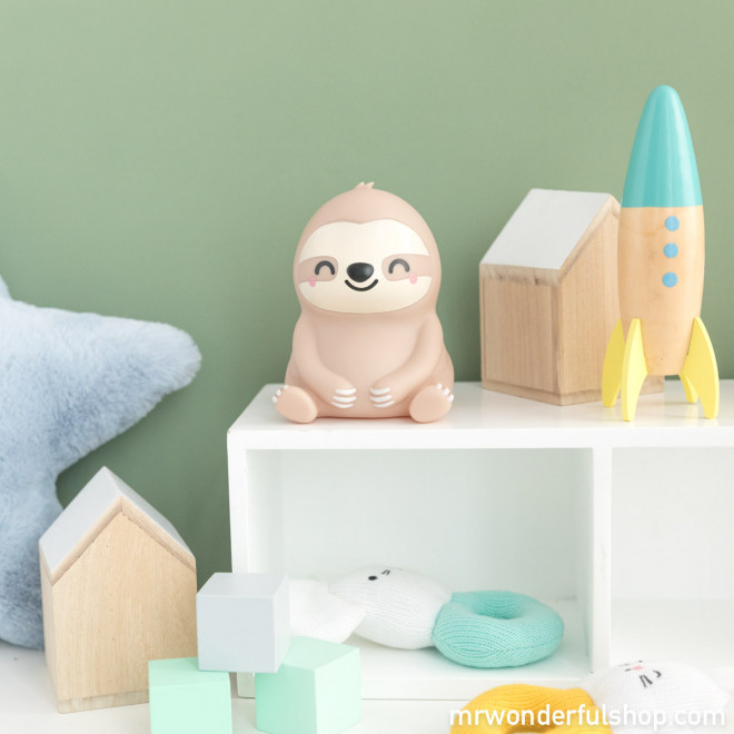 Night light Sloth - Slow Collection