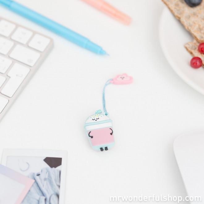 USB memory stick 16GB - Milkshake