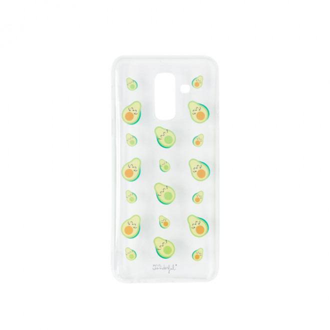 Samsung A6 Plus case - Avocados