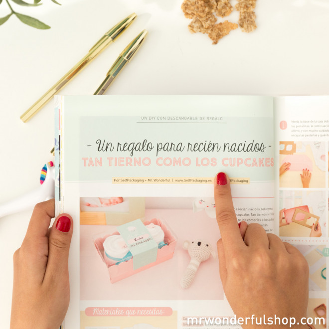 Magazine Nº4 Mr. Wonderful Ideas
