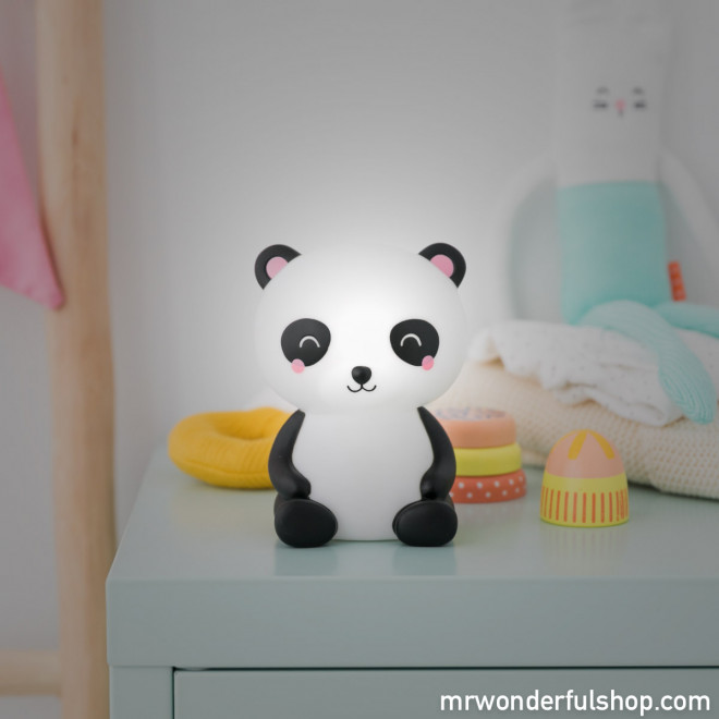 A magical light to give you sweet dreams - Panda bear
