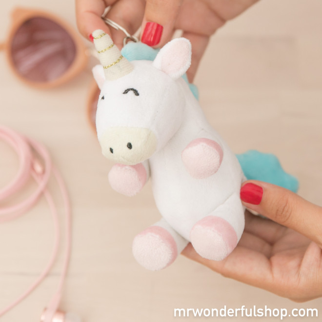 Plush keyring - Nothing is impossible