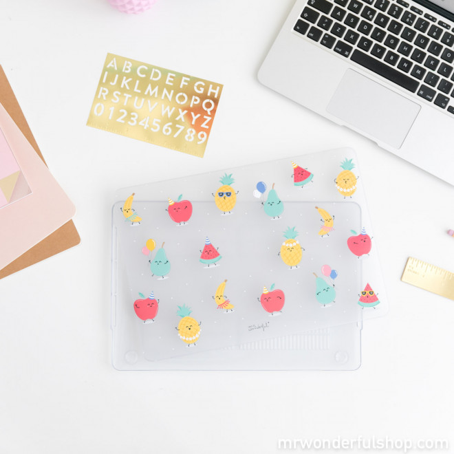 "13"" Macbook Pro Retina Cover - Fruit"
