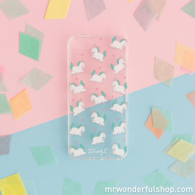 iPhone 5/5S case - Unicorns