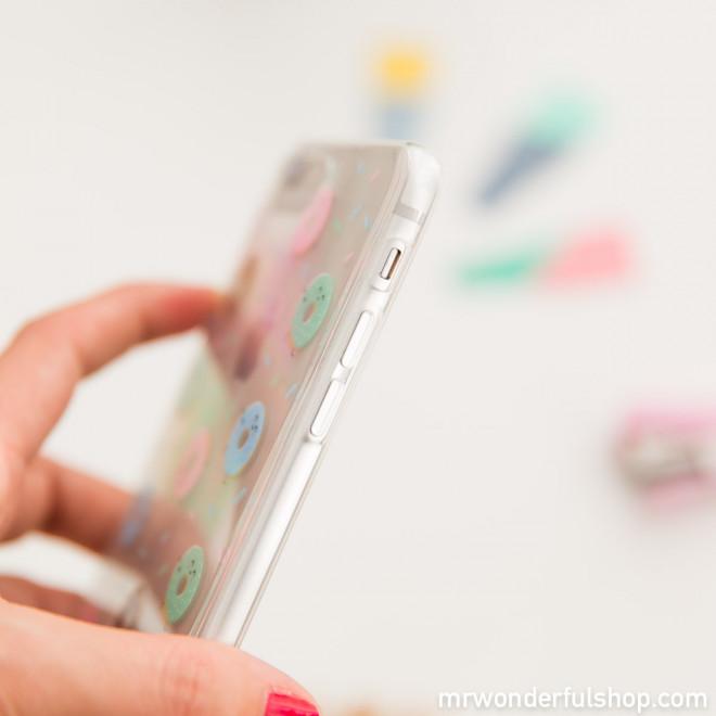 iPhone 6 Plus case - Donuts