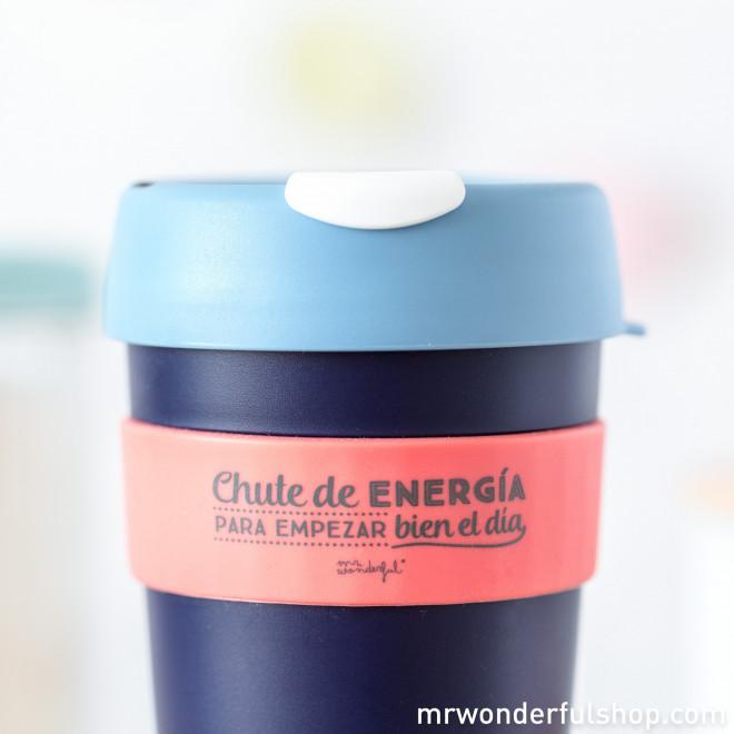 """KeepCup """"Chute de energía para empezar bien el día"""" - L"""