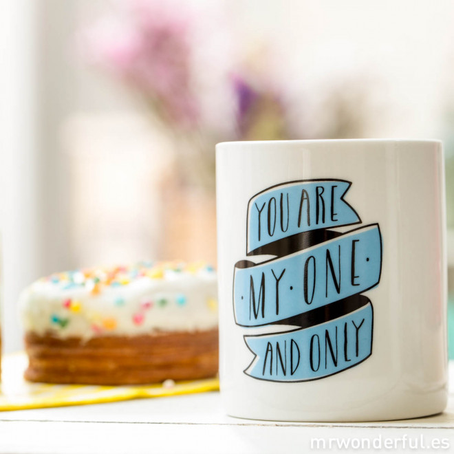 Mug - You are my one and only