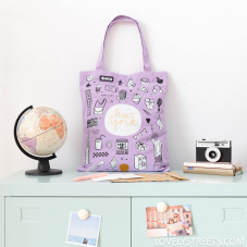 Tote bag New York- Lovely Streets