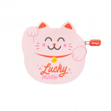 Maneki-neko-shaped purse - Lucky Collection