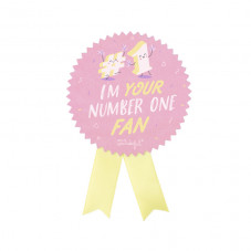 Greeting card - I'm your number 1 fan