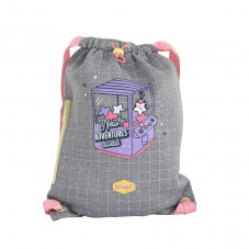 Drawstring bag - New adventures await