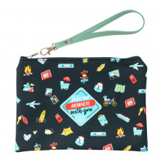 Wristlet - Take me anywhere with you