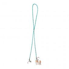 Lanyard cinta portamascarillas - Unicornio