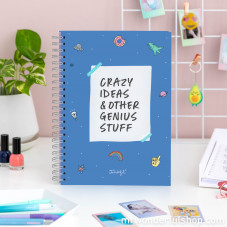 Libreta - Crazy ideas & other genius stuff (ENG)