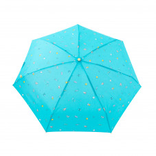Small umbrella turquoise colour - Sketch Line