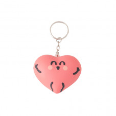 Winged heart keyring - You have a great big heart (ENG)