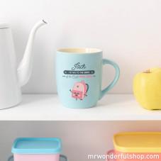 Personalised mint mug