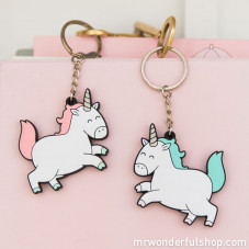 Set of 2 keyrings - Our friendship is magical (ENG)