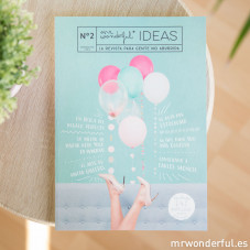Magazine Nº2 Mr. Wonderful Ideas