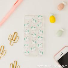 Carcasa para iPhone 5/5S - Unicornios