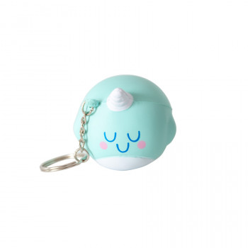Squishy narwhal keyring - You really are magical (ENG)