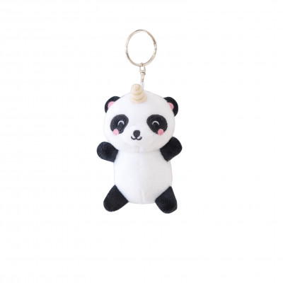 Plush keyring - Pandicorn
