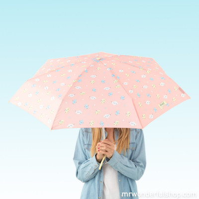 Small-sized umbrella coral colour with lightning pattern