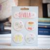 Magnets Lovely Streets - Sevilla