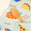 Apron for cooks with a great taste for the world - Lovely Streets