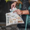 Lovely Streets wristlet - Lo que me enamora de Barcelona