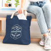 Tote bag - Millions of adventures fit inside here