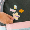 Extras for personalising your backpack - Yay!