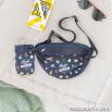 Foldable bum bag - Always choose adventure