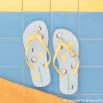 Ipanema flip-flops - Coconut Flow