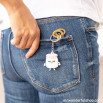 Marmelade key-ring for super sweet people